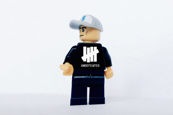 Iconic Streetwear Brands Recreated in LEGO