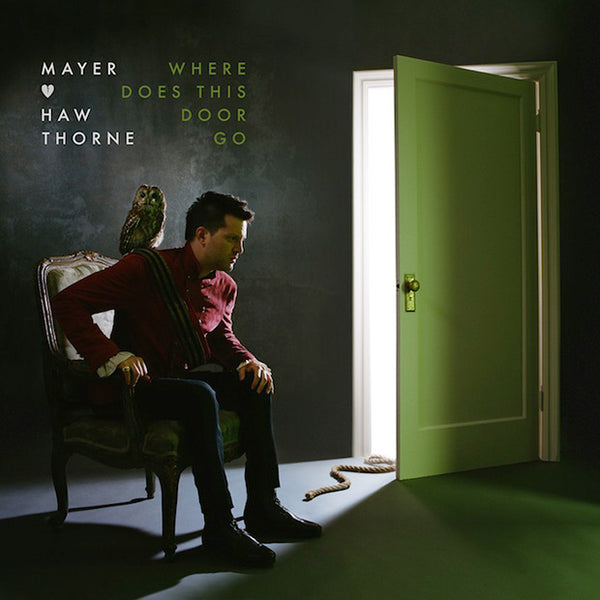"Purple Tape Review: Mayer Hawthorne ""Where Does This Door Go"""
