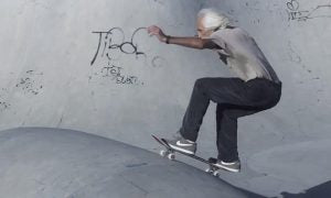 Meet 60 Year Old Skateboarder Neal Unger