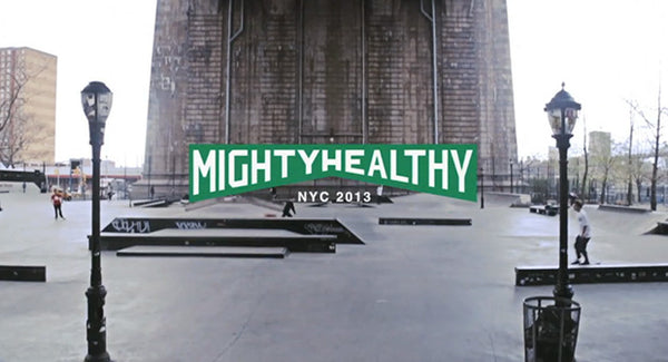 "Mighty Healthy 2013 Fall ""I Get Nowhere Unless The Team Wins"" Teaser"
