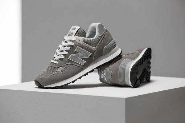 "New Balance Celebrates the 574 For ""Grey Day"""
