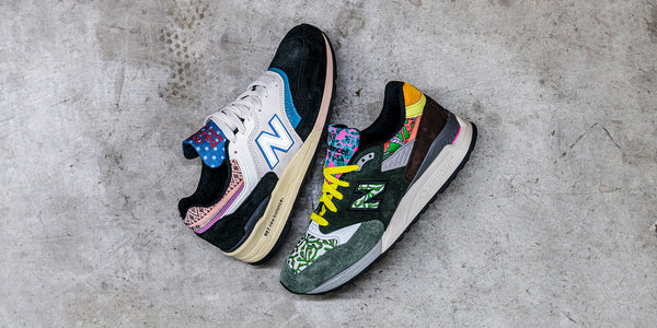 New Balance Hits The Music Scene With The Festival Pack