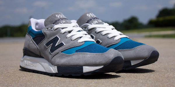 "Now Available: New Balance 998 ""Moby Dick"""