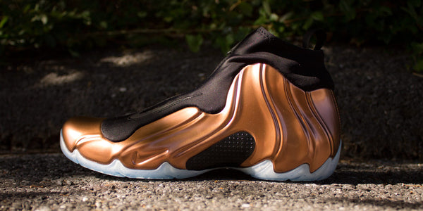 "Launch Alert: Nike Air Flightposite 2014 PRM ""Copper"""