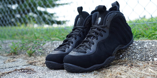 Launch Alert: Nike Air Foamposite One 'Triple Black'