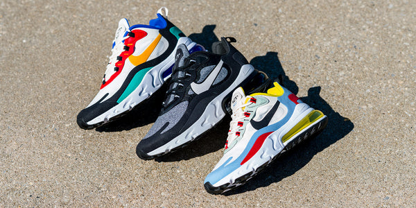 Nike Air Max 270 React Takes Over