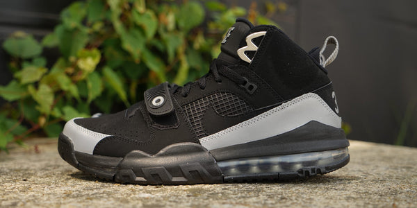 Launch Alert: Nike Air Max Bo Jax 'Black/Metallic Silver'