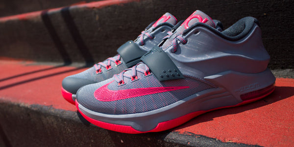 "Launch Alert: Nike KD7 ""Calm Before the Storm"""