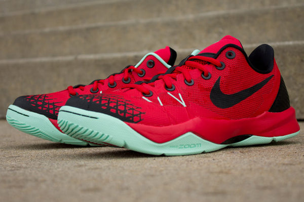 Launch Alert: Nike Zoom Kobe Venomenon 4 University Red/Black