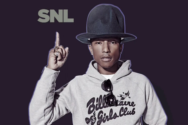 Pharrell's SNL Performance