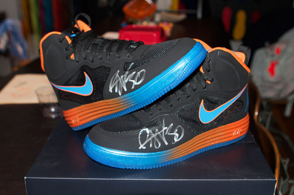 "Nike Lunar Force 1 ""Sheed"" Release with Rasheed Wallace"