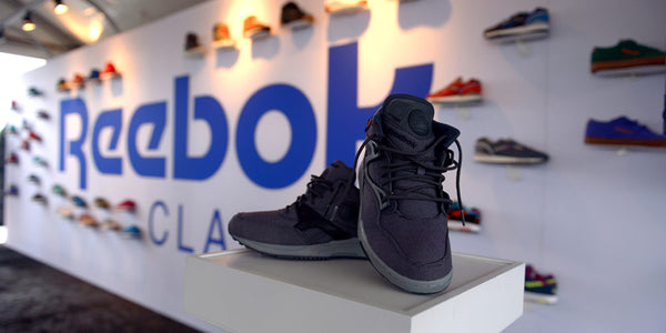 Reebok Classic x Shoe City Experience at Trillectro 2014