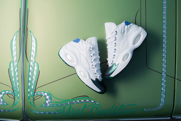 "Reebok x Currensy ""Jet Life"" Question Mid"