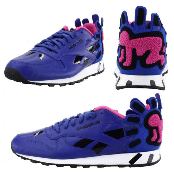 Keith Haring Foundation X Reebok
