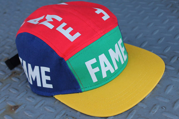 "Hall of Fame Reflect 5 Panel ""Multi"""