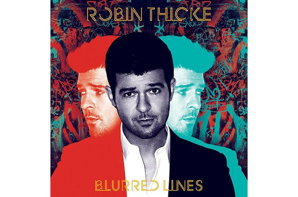 "Purple Tape Review: Robin Thicke ""Blurred Lines"""
