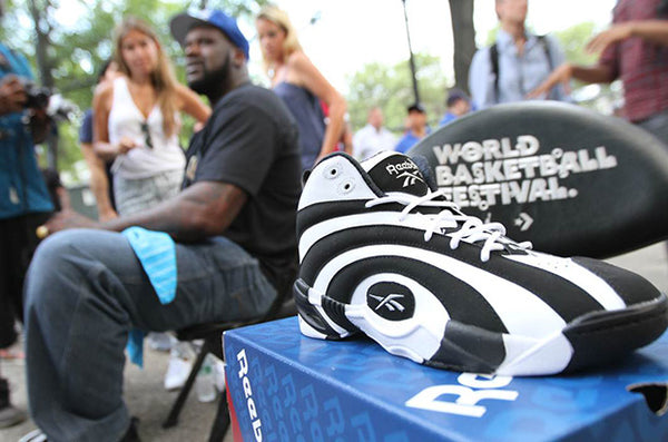 Reebok Classic - Shaq at EBC Rucker Park in Harlem