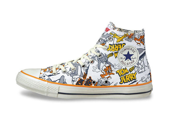 Warner Bros. x Converse Japan 2013 U.S. Originator Collection‏