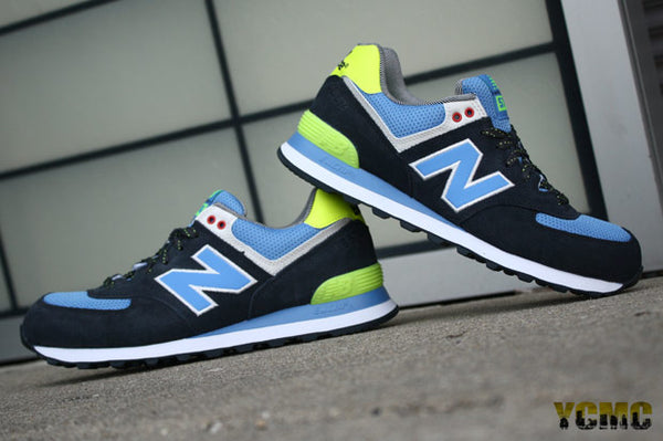 "BP's Pick of the Day: New Balance 574 ""Yacht Club"" Navy Blue"