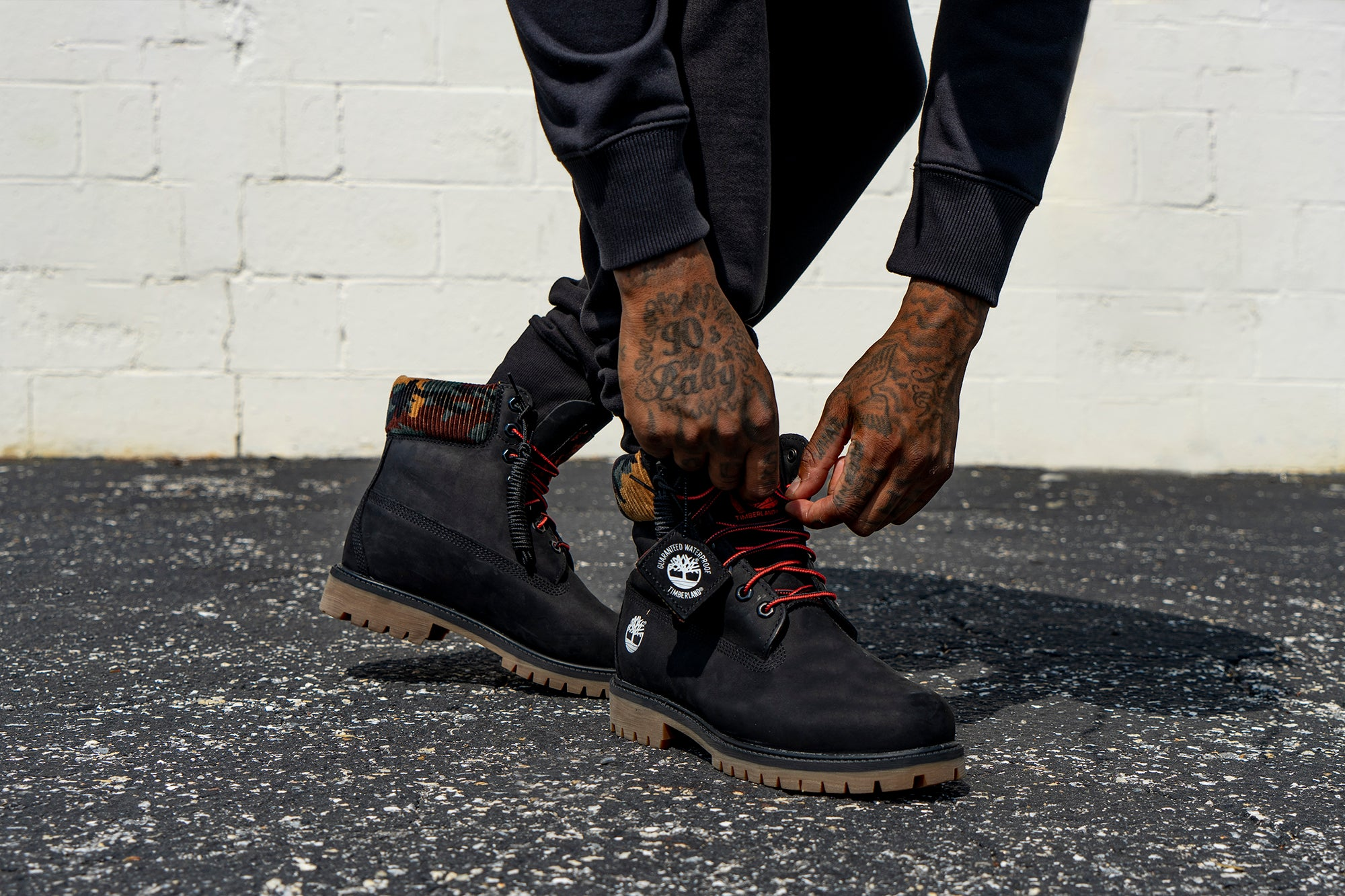 Timberland Heritage 6-Inch Waterproof Warm Lined Boots