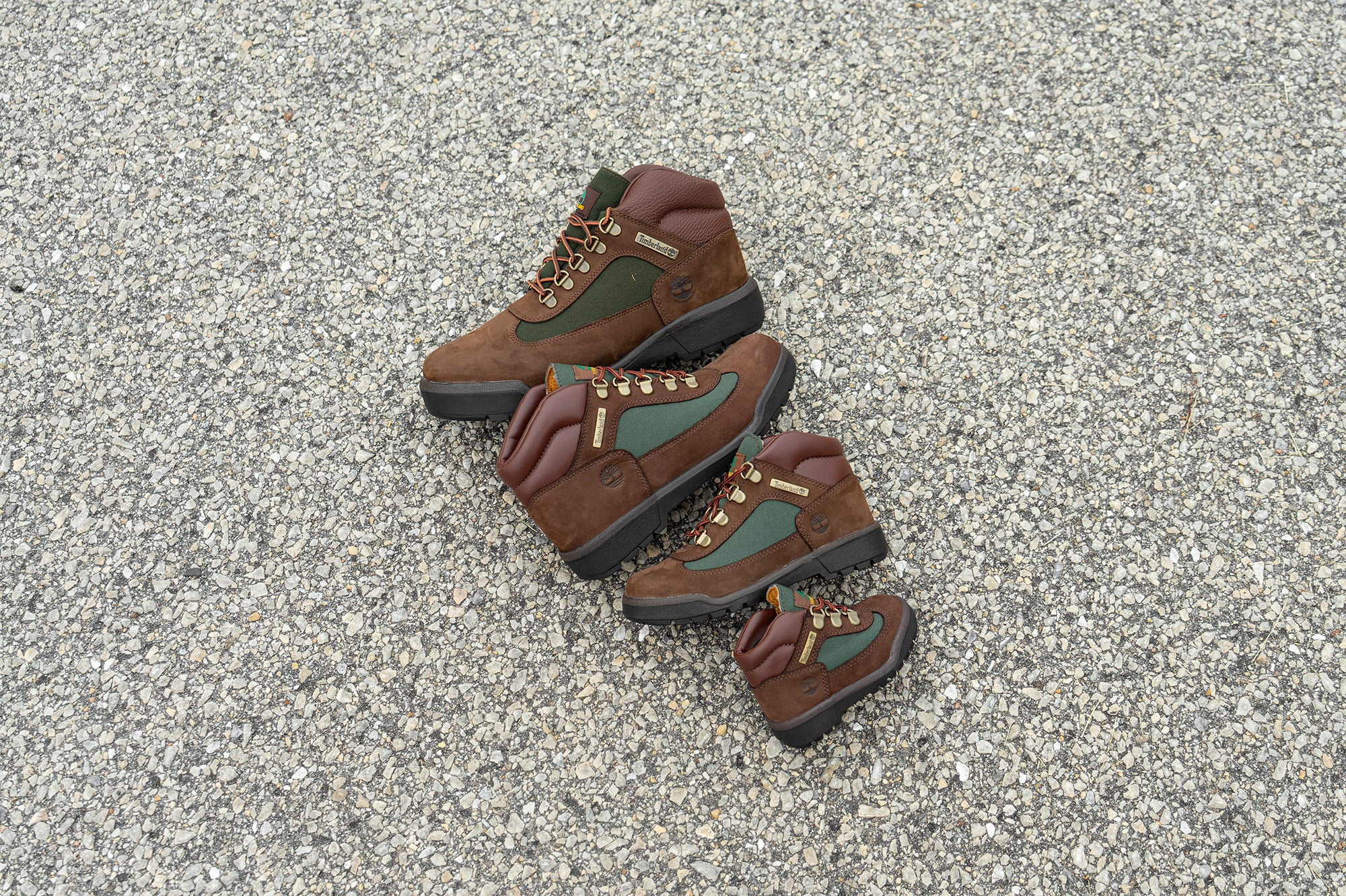 Timberland Field Boot Beef and Broccoli