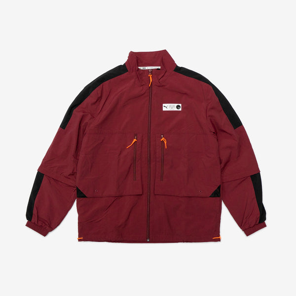 Parquet Warm Up Jacket