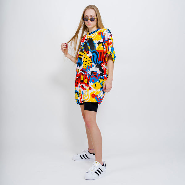 Sportswear Egle Graphic T-shirt Dress