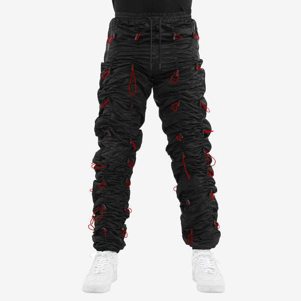 Accordion Pant