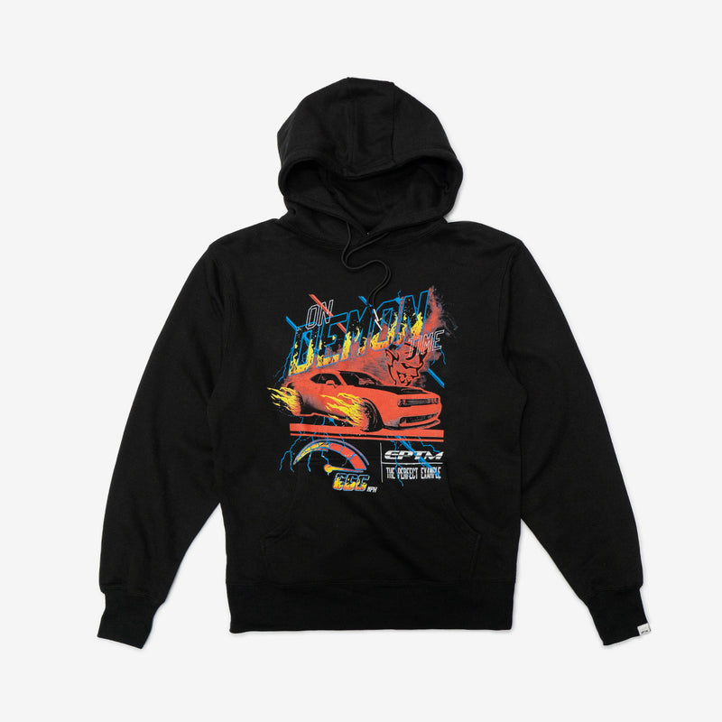 Demon Time Pullover Hoodie