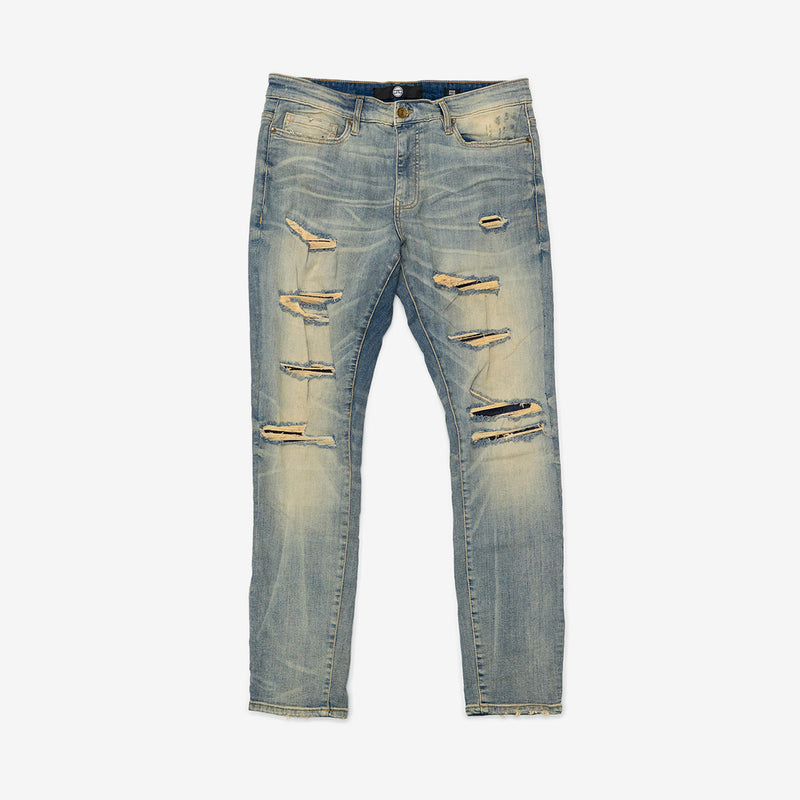Fused Denim Jean