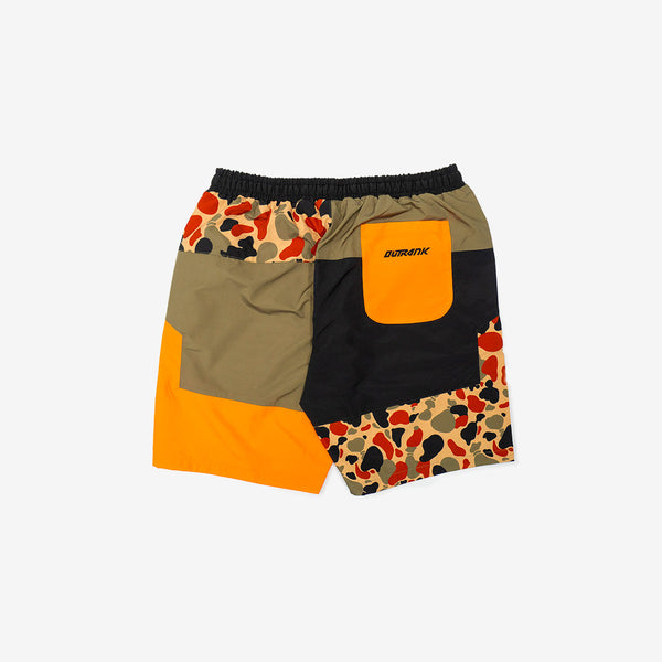 Money Bag Nylon Shorts
