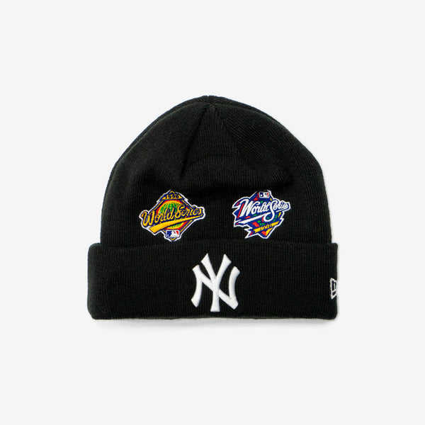 New York Yankees World Series Knit Beanie