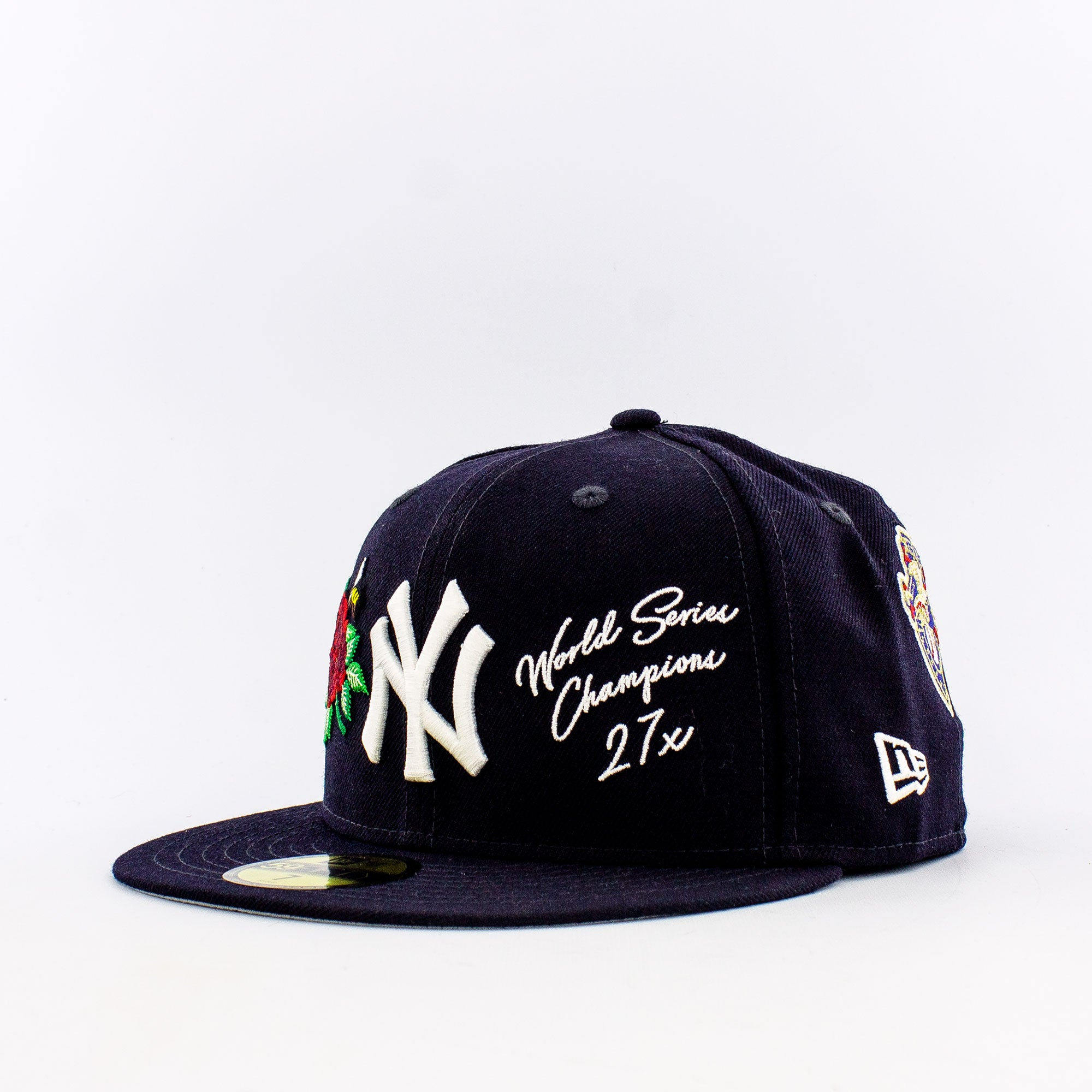 New Era MLB New York Yankees 59Fifty World Champions Fitted Hat