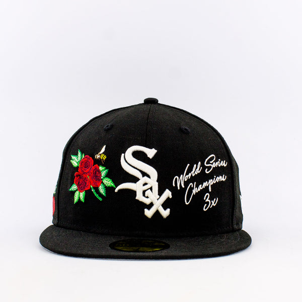 MLB Chicago White Sox 59Fifty World Champions Fitted Hat