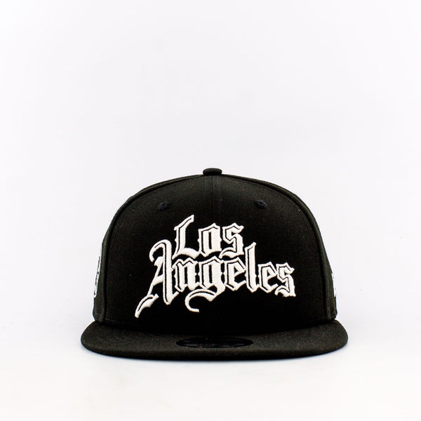NBA Los Angeles 9FIFTY City Series Snapback