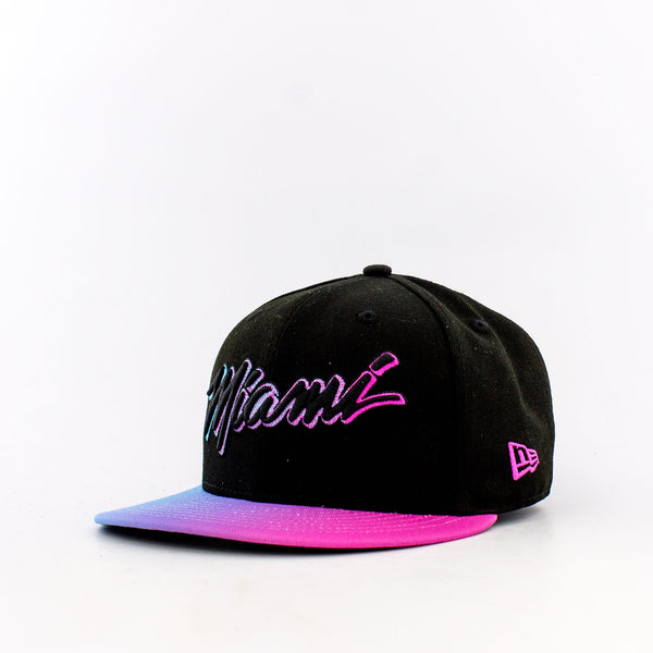NBA Miami Heat 9FIFTY City Series Snapback