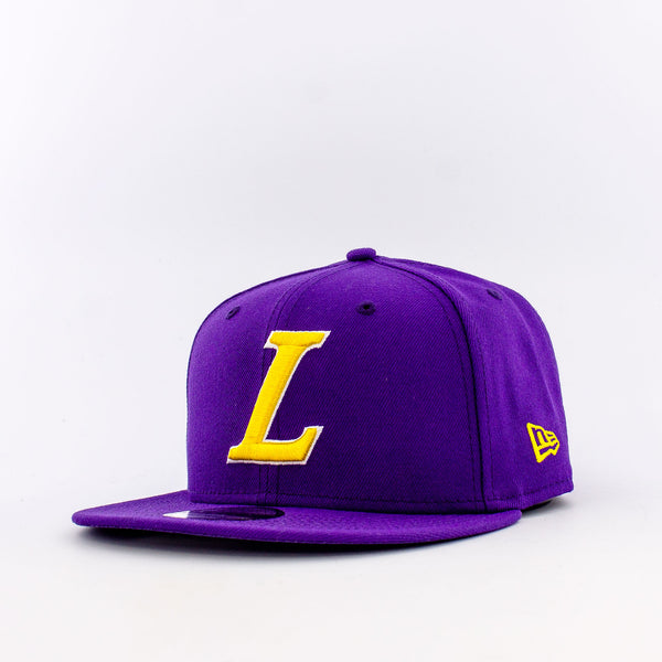 NBA Los Angeles Lakers 9FIFTY Snapback