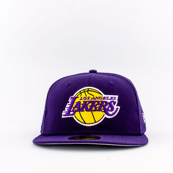 NBA Los Angeles Lakers State Palm 59FIFTY Fitted Hat