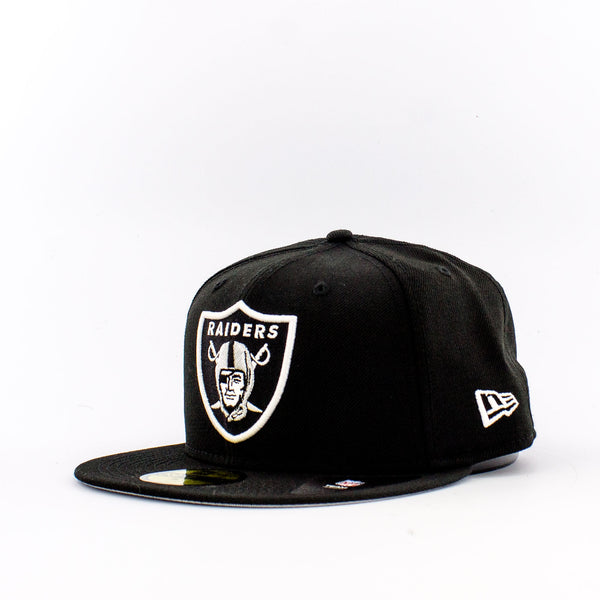NFL Las Vegas Raiders State 59Fifty Fitted Hat