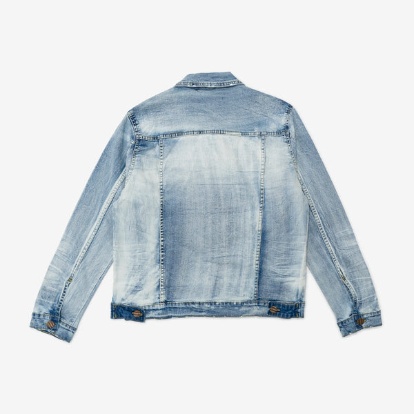 Washed Up Denim Jacket