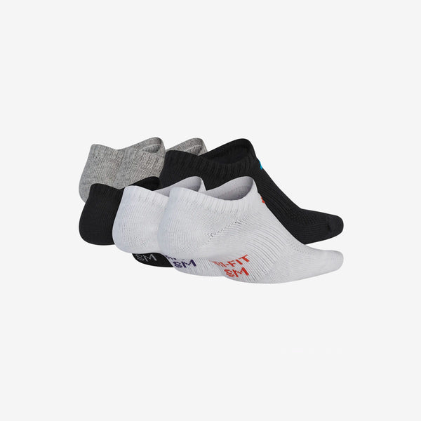 Youth Performance Lightweight No-Show Training Socks