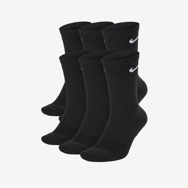 Everyday Cushioned Crew Socks (6 Pairs)