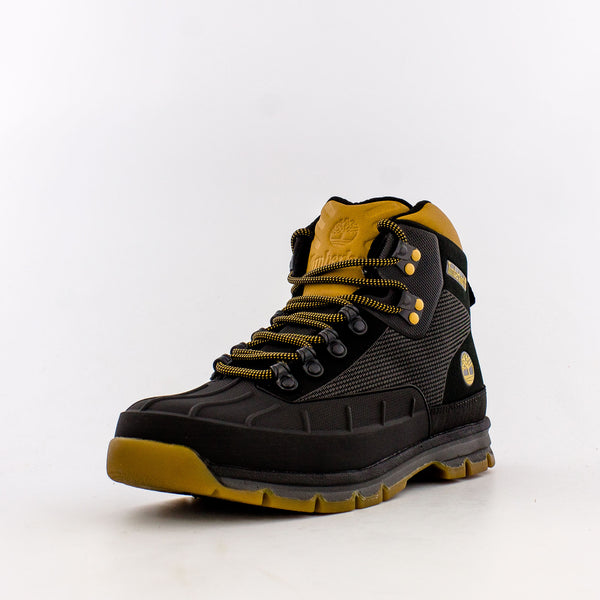 Euro Hiker Shell Toe Boot