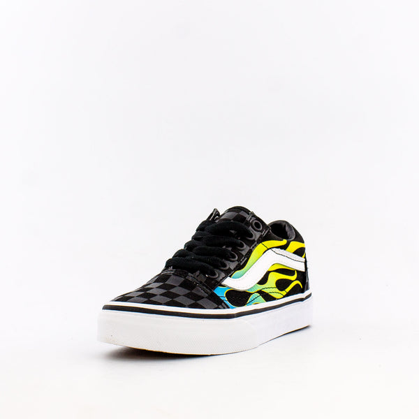 Glow Flame Old Skool (Lil' Kids)