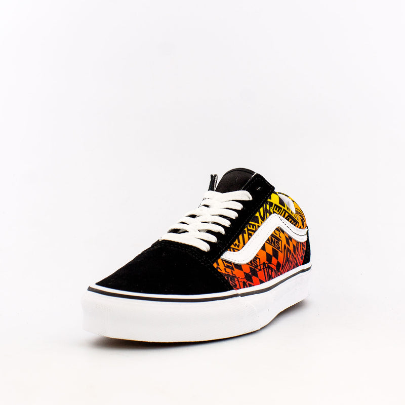 Logo Flame Old Skool