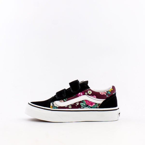 Butterfly Floral Old Skool V (Lil' Kids)