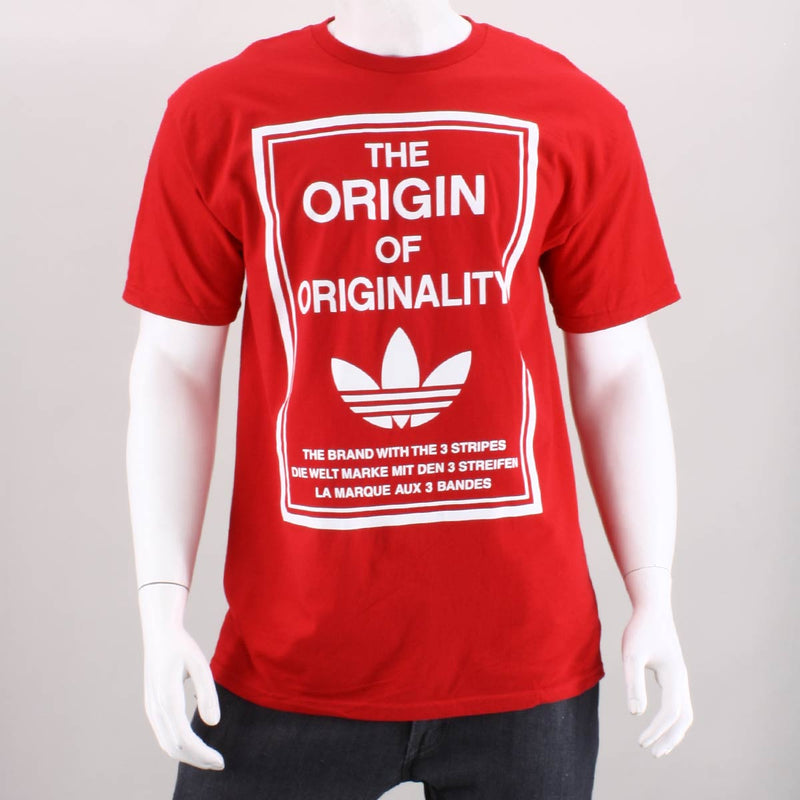 adidas Origin of Originality Tee
