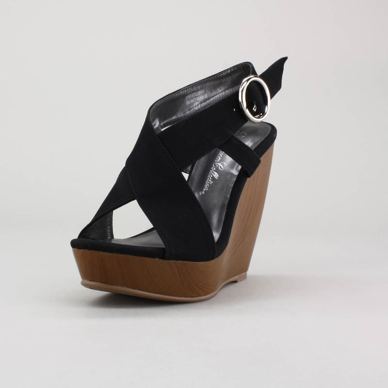 De Blossom Lakers Wedge