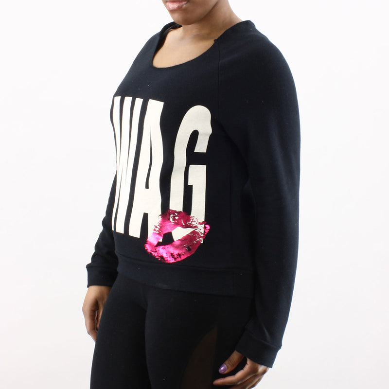 Cleo Swag Slouch Top