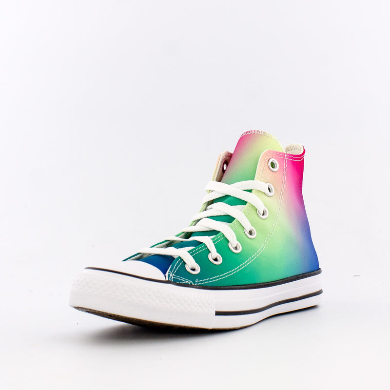 Psychedelic Hoops Chuck Taylor All Star (Big Kids)